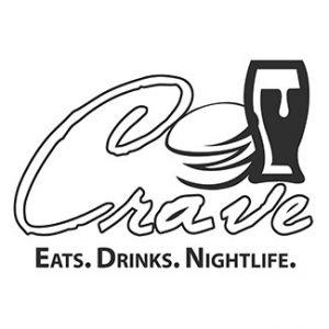 Crave Eats. Drinks. Nightlife.